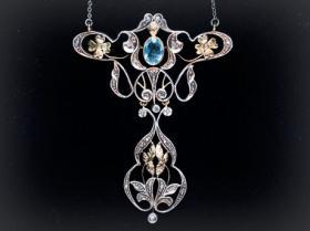 Art Nouveau period piece